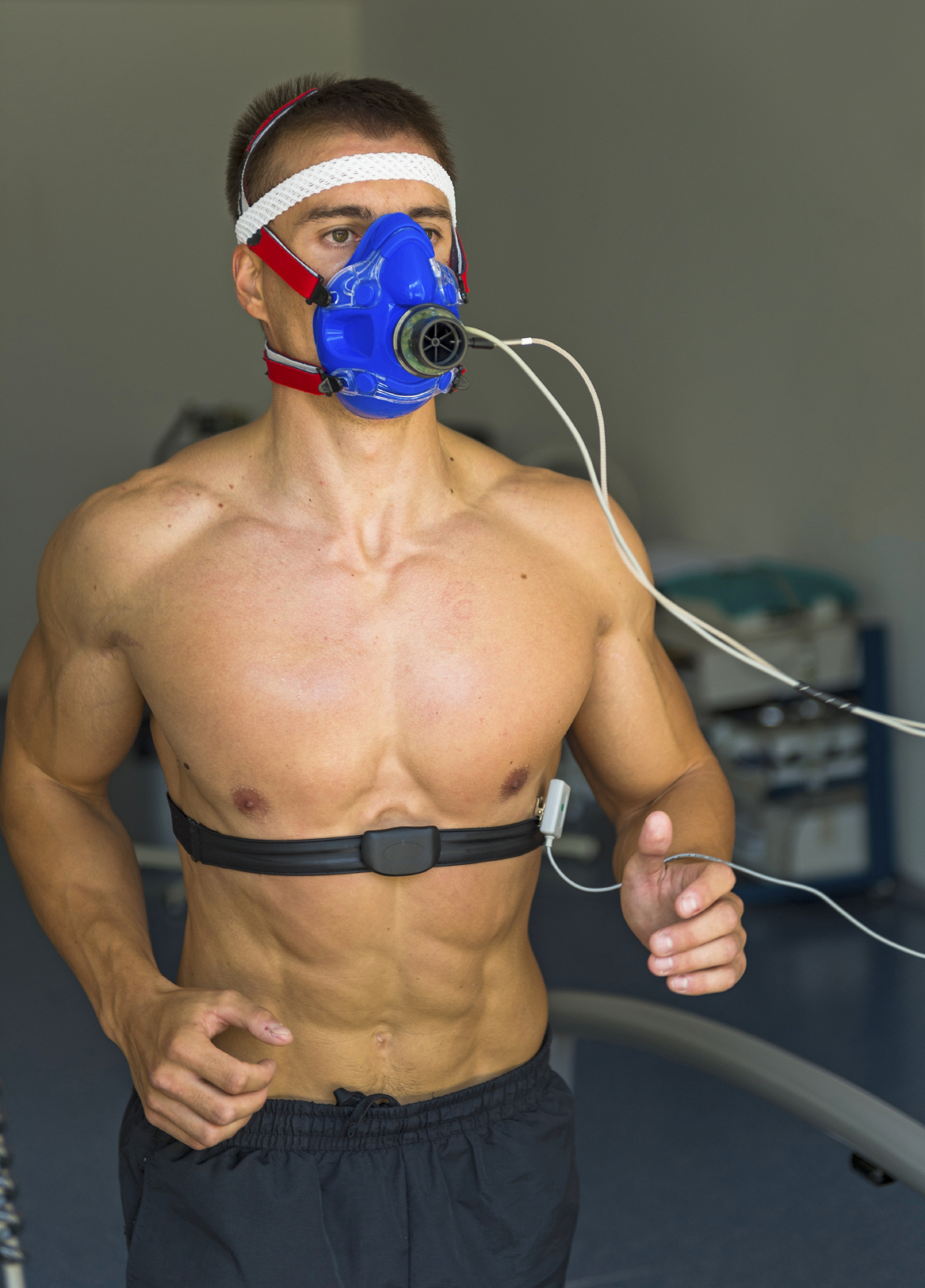 VO2 Max Testing in Athletes